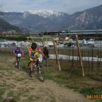 Matteo Pesci in Mountain Bike
